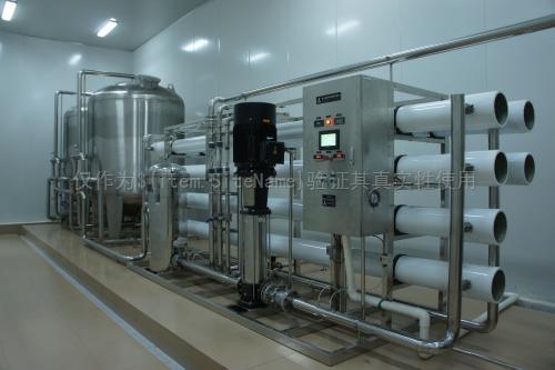 软化水设备是怎么进行再生处理的