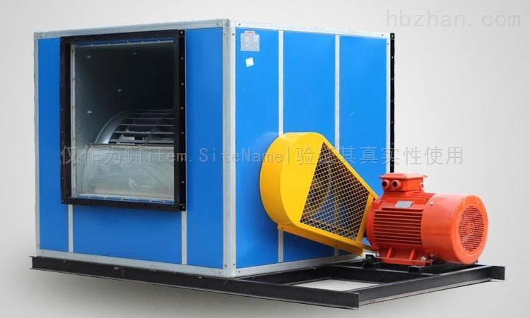 低噪音柜式离心风机根据不同场所使用要求可制造满足广大客户选择使用