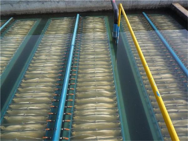 污水处理中膜生物反应技术