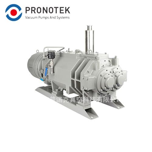 化工流体作业中使用螺杆真空泵的好处