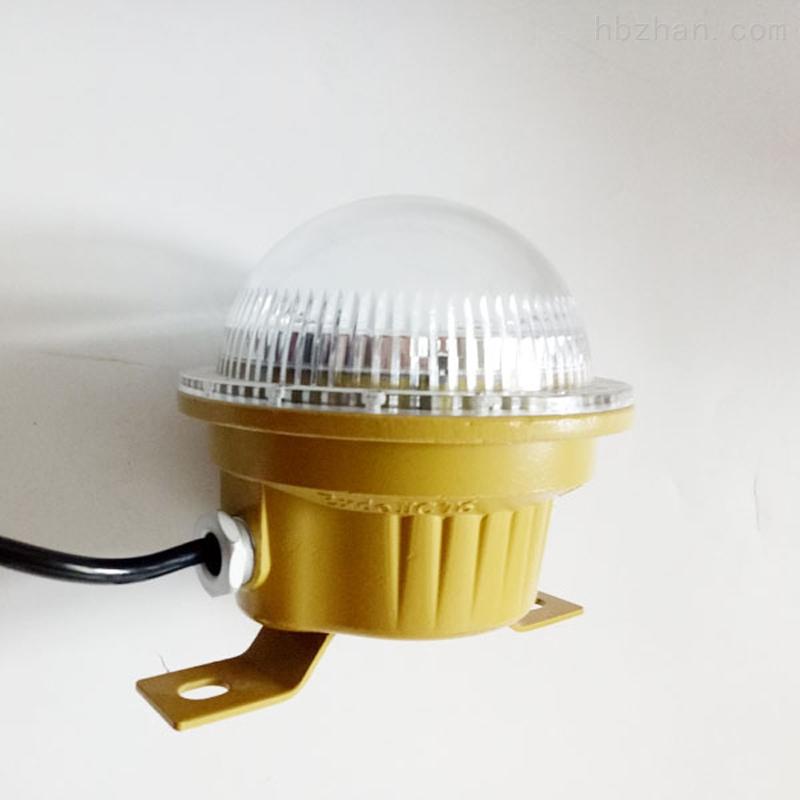 安全防暴泛光灯HRD920-10W圆形免维护仓库