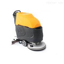 電動手推洗地機
