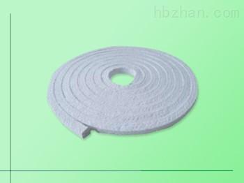 阀门用高压石棉盘根编织方法
