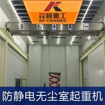 上海洁净室行车,无尘天车起重机制造商