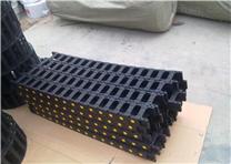 优质塑料坦克链 数控机械穿线拖链