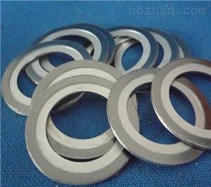 金属内加强环缠绕垫片碳钢内外包边