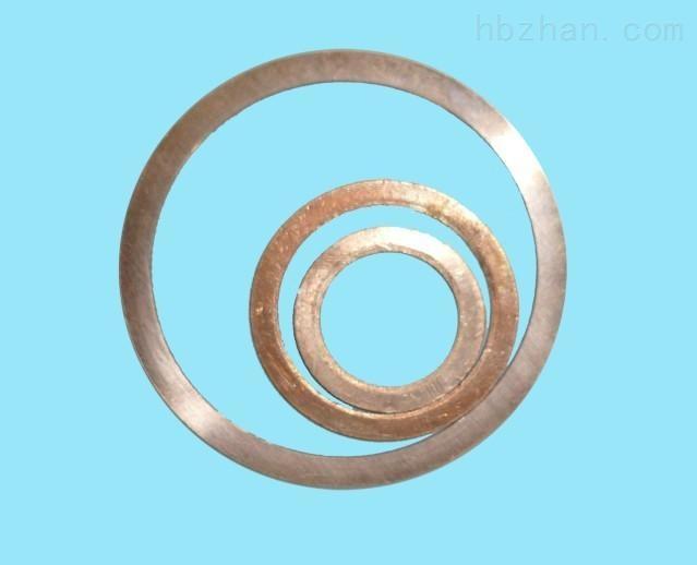 批量供应各种规格紫铜垫片、铝垫片厂家