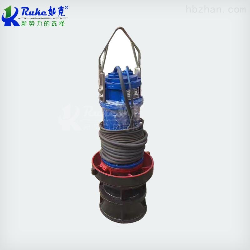 潜水型轴流泵、混流泵污水处理设备
