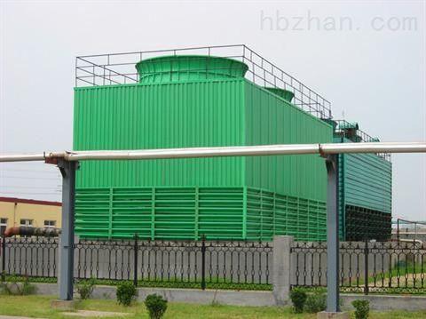工业型玻璃钢方形横流冷却塔