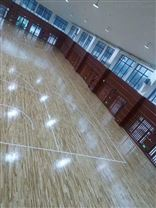 怀化安装篮球馆运动木地板造价要多少