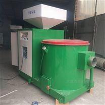 青昊100万大卡涂装线烤炉锅炉生物质燃烧机