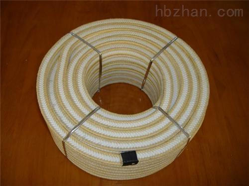 高强度芳纶混编盘根/超耐磨进口芳纶盘根