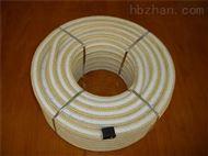 耐磨芳纶碳素混编盘根、芳纶盘根环*