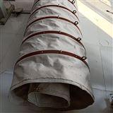 自定鹽山散裝機伸縮布袋