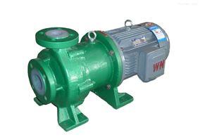 CQB-F型衬氟塑料磁力驱动泵