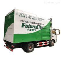 东风多利卡吸粪车,环保分离车,清洗吸污车