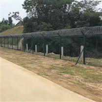 园区边界围栏 景点边界防护围栏