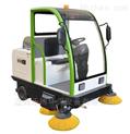 江西小区保洁用电动驾驶式扫地车
