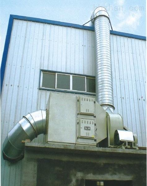 热表车间成套光氧催化净化器