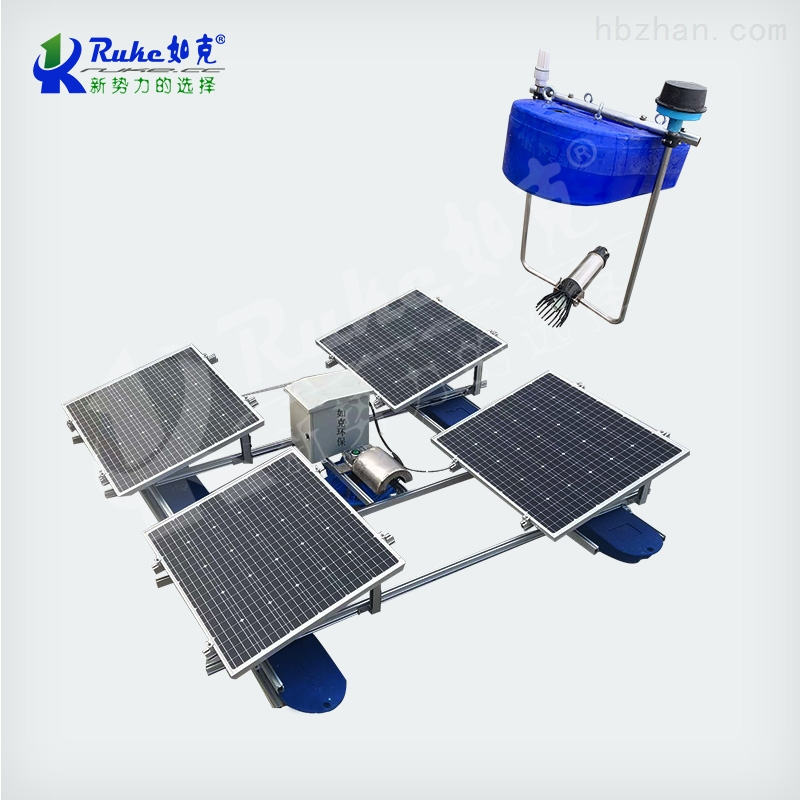 RSUN550-TL如克太阳能循环复氧机推流曝气机