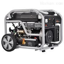 5千瓦汽油发电机移动便携应急电源
