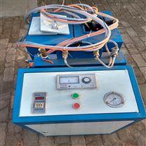 厂家供应黑白料保温填充浇注机管道发泡机