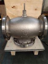 耐高温高压不锈钢电动调节阀温控阀