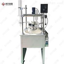 現代精細反應要求加熱套式玻璃反應釜