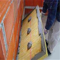 憎水岩棉板 可切可据 容易加工