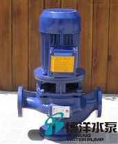 GW型立式无堵塞管道排污泵