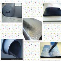 新型建材风道专用橡塑板保温管现货供应批发