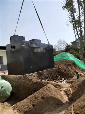 RCXD1曲靖洗涤厂污水处理设备采购