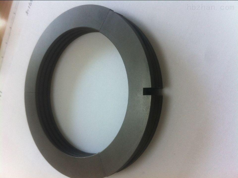 浸锑三拼石墨密封环,浸树脂拼环应用范围