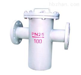 SB34型直通藍式過濾器