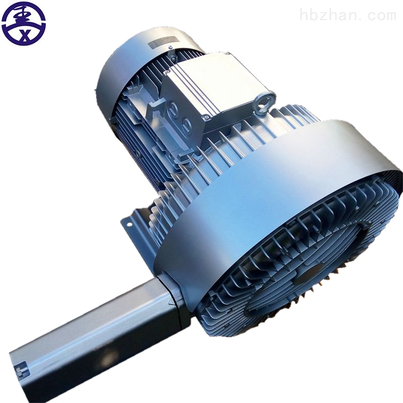 11kw双叶轮高压风机