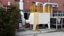 常州机械制造业废气处理设备