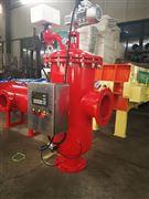 电刷式DQDS-L350全自动自清洗过滤器