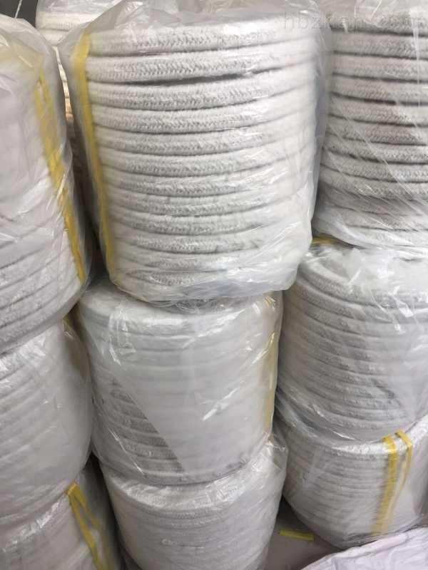 耐高温硅酸铝盘根