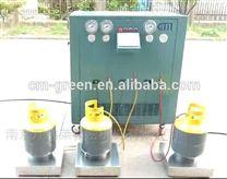 CM20多工位冷媒分装机 三工位 同时工作