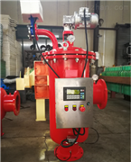 电刷式DQDS-L150全自动自清洗过滤器