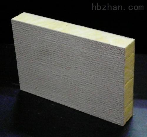 双面岩棉复合板报价