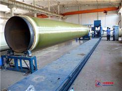 玻璃钢架空保温管产品保证