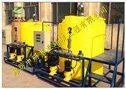 污水处理一体化加药装置