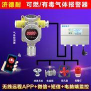 壁挂式二氧化硫浓度报警器,毒性气体探测器