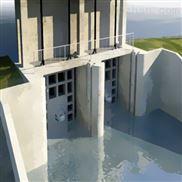 雨水泵站用 粉碎型格栅除污机