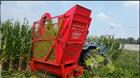 玉米秸秆收获机 秸秆青储机