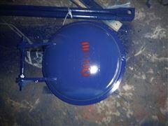 PMF DN500非标阀浮箱式拍门