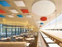 岩棉玻纖吸音板 吸聲降噪天花吊頂板的廠家