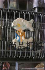 SPYP-300全自动网带式冰火鱼排上浆裹面包糠机