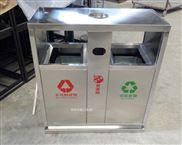 重庆社区不锈钢垃圾桶 小区防锈垃圾箱
